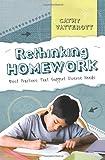Rethinking Homework: Best Practices That Support Diverse Needs