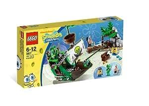 LEGO SpongeBob SquarePants 3817: The Flying Dutchman