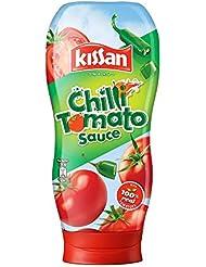 Kissan Twist Chilli Tomato Ketchup 465 g