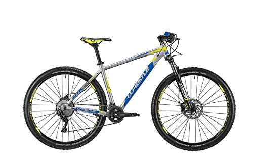 Whistle Bici Patwin 1829 29'' 11-Velocità taglia 43 blu/grigio 2018 (MTB Ammortizzate) / Bike Patwin 1829 29'' 11-Speed size 43 blue/grey 2018 (MTB Front suspension)