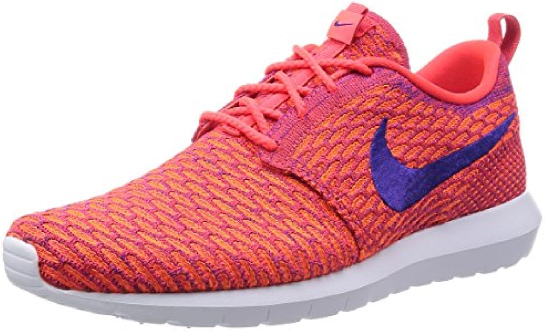 Nike Flyknit Rosherun  Herren Low Top Sneaker