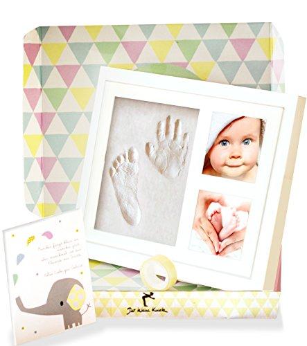 freundlicher-baby-handabdruck-und-fussabdruck-bilderrahmen-erinnerungen-und-andenken-mit-schon-gesta