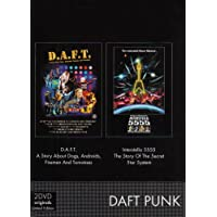 Daft Punk - D.A.F.T. : A Story about Dogs, Androids, Firemen and Tomatoes + Interstella 5555