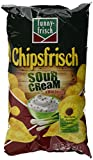 funny-frisch Chips Sour Cream und Wild Onion, 175 g