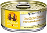 Weruva Classic Dog Food, Paw Lickin' Chicken with Chicken Breast in Gravy, 5.5oz Can (Pack of 24)