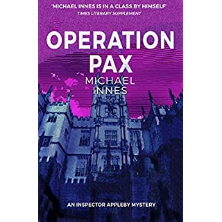 Operation Pax (The Inspector Appleby Mysteries)