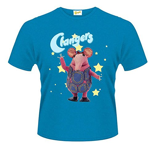 Official Clangers T-shirt