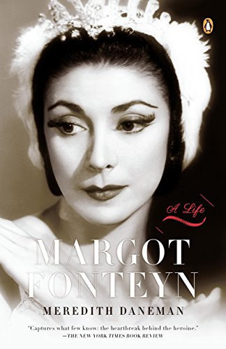 Margot Fonteyn por Meredith Daneman