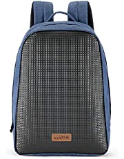 Footloose by Skybags Rocky 17 Ltrs Light Blue Casual Backpack (Rocky)