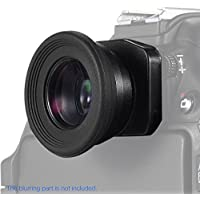 Andoer 1.51X Fuoco Fisso Mirino Oculare Magnifier per Canon Nikon Sony Pentax Olympus Fujifilm Samson Sigma Minolta DSLR Camera w / 2 * Eyepatch