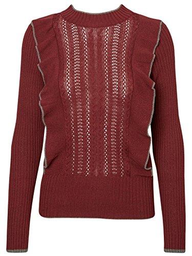 Vero Moda Vmscarlet Open Knit Top Dnm 2622092818b8