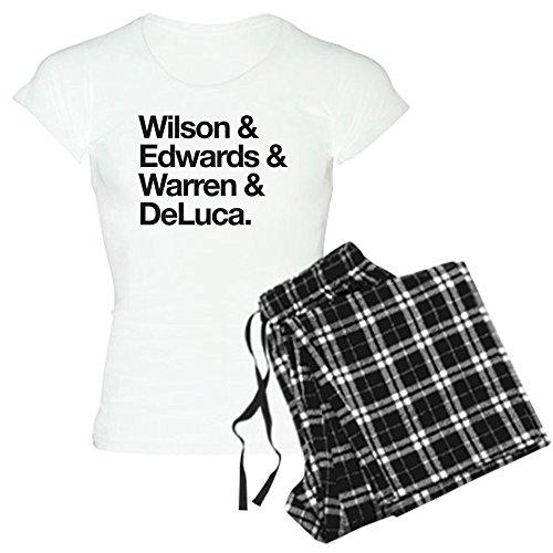 CafePress Grey's Intern Character NAM - Womens Novelty Cotton Pajama Set, Comfortable PJ Sleepwear