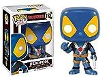 Funko - Figurine Marvel - Deadpool thumb Up X-Men Costum Exclu Pop 10cm - 0849803074883