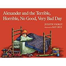 Alexander and the Terrible, Horrible, No Good, Very Bad Day (Classic Board Books) (English Edition)