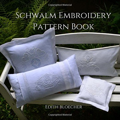 Schwalm embroidery pattern book
