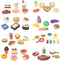 oyfel goma frutas Animal para Ecole Ecolier niño Niña cumpleaños 4pcs Color aleatorio