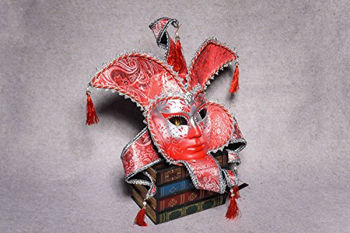 K&C Vintage Venedig Halloween Kostüm Masquerade Masken (Säuberung Die Kostüm Halloween)