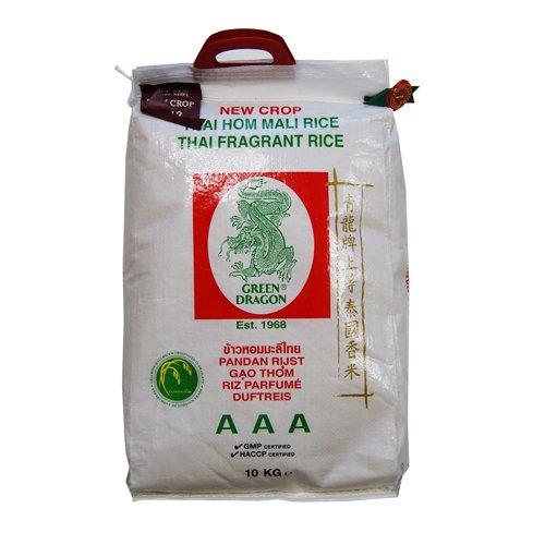 Green Dragon Thai Rice - 10kg