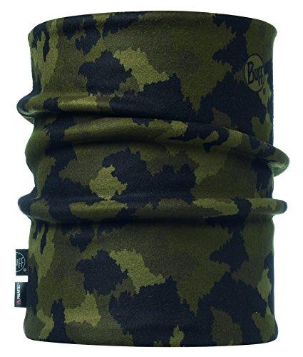 Original Buff 115321.846.10.00 Tubular Polar Reversible, Hombre, Verde, Talla Única