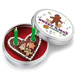 Kerze to go Sweet Christmas 220222