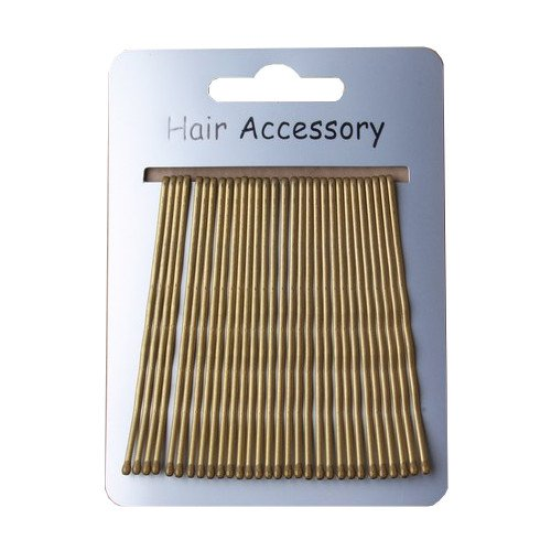 30 Blonde Hair Grips IN8457 by Top Brand
