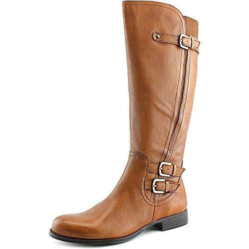 Naturalizer Jenson Large Cuir Botte BanBrd95