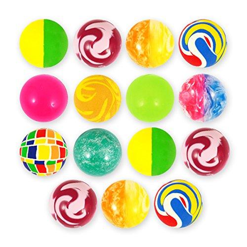 50 x Flummis Flummi Springball 45 mm Hüpfball Bouncing Ball Mitgebsel Tombola Business & Industrie