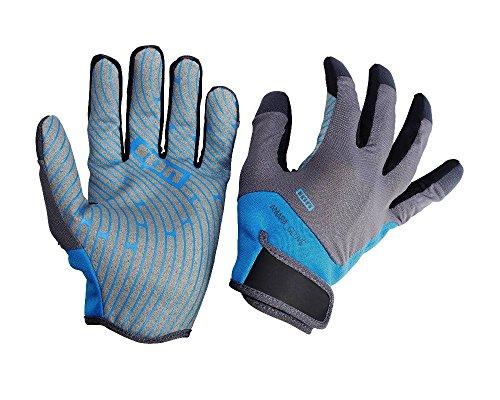 ION Amara Full Finger Neopren Handschuhe-Blue/Grey-M
