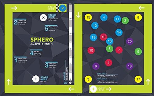 Sphero SAM01Aktivität Matte 1