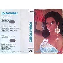 LOLA FLORES - Pidiendo guerra+ Tientos del sombrero+ María Belén+ La Marimorena