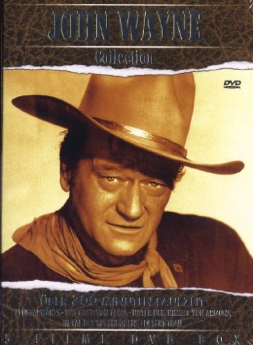 John Wayne Collection - Wayne Western Collection John