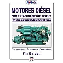 Motores Diesel Para Embarcaciónes de Recreo