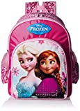 #5: Frozen Polyester Pink School Bag (MBE-WDP0661)