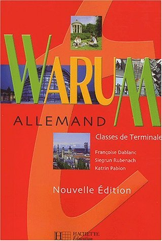 Allemand, Terminale by Collectif (2003-05-07)