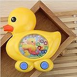 Yannay Viel Spaß Kinder Spielzeug gelbe Ente Spiel Wasser Unterwasser Ring Kindergarten Geschenke (gelb)