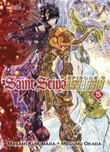 Saint Seiya épisode G Assassin T05 par Megumu Okada