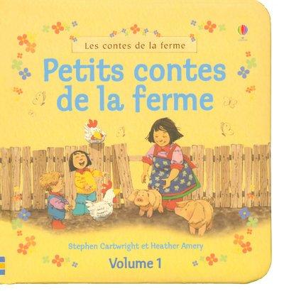 PETITS CONTES DE LA FERME VOL1