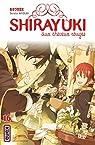 Shirayuki aux cheveux rouges, tome 16  par Akiduki