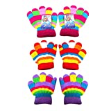 DCS Woolen Safety Colorful Baby's Hand G...