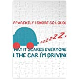 Snore while driving Jigsaw Puzzle laberinto Jigsaw Puzzle Maze| Unique And Custom Learning Games For Kids & Adults| Learning Made Fun With Custom Design & Printed Jigsaw Puzzles