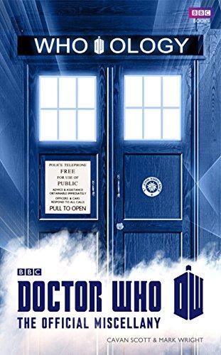 Doctor Who: Who-ology (Dr Who) por Cavan Scott