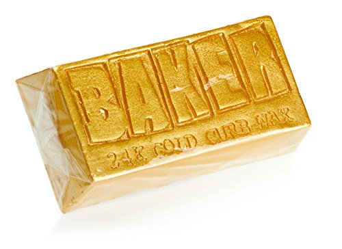 Baker Wachs skateboard 24 Carat