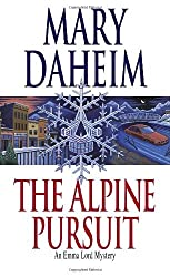 The Alpine Pursuit: An Emma Lord Mystery by Mary Daheim (2005-03-29)