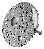 Badewannenstöpsel Dewdrop, deckt den kompletten Abflussbereich ab, hochwertige Qualität ✶✶✶✶✶