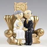 Figura novios 50 aniversario