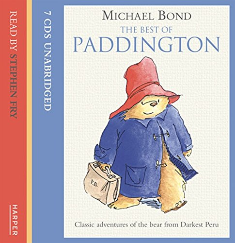 The Best of Paddington on CD: Complete & Unabridged por Michael Bond