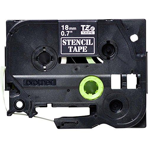 Brother P-touch STE141 - Schablonenband, 18 mm x 3 m, nicht-laminiert -