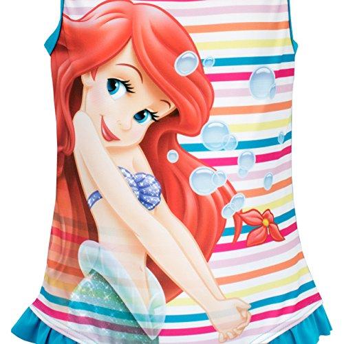Disney La sirenita Bañador para niña Ariel