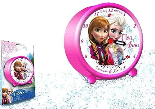 Frozen Die Eiskönigin Wecker Tischuhr 9cm