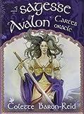 La sagesse d'Avalon - Cartes oracle de Colette Baron-Reid (11 mai 2012) Broché - 11/05/2012